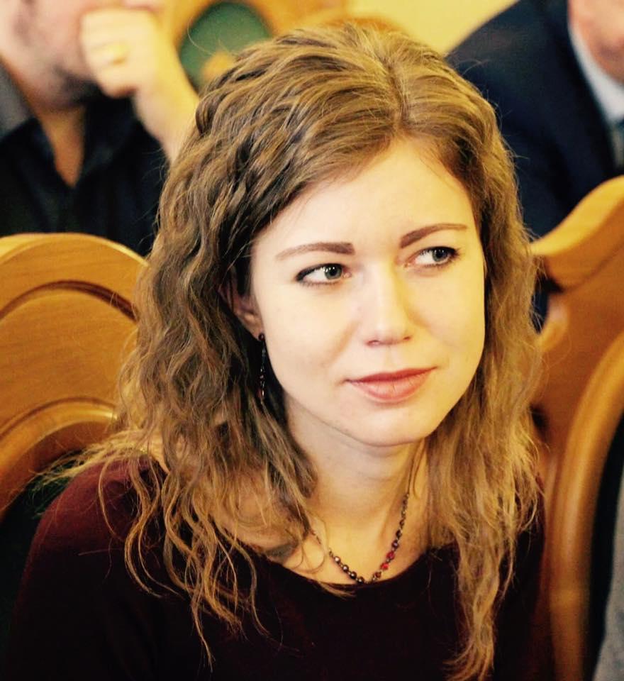 Марьяна Батюк удалила из Facebook свою личную страничку / фото facebook.com/mabatyuk