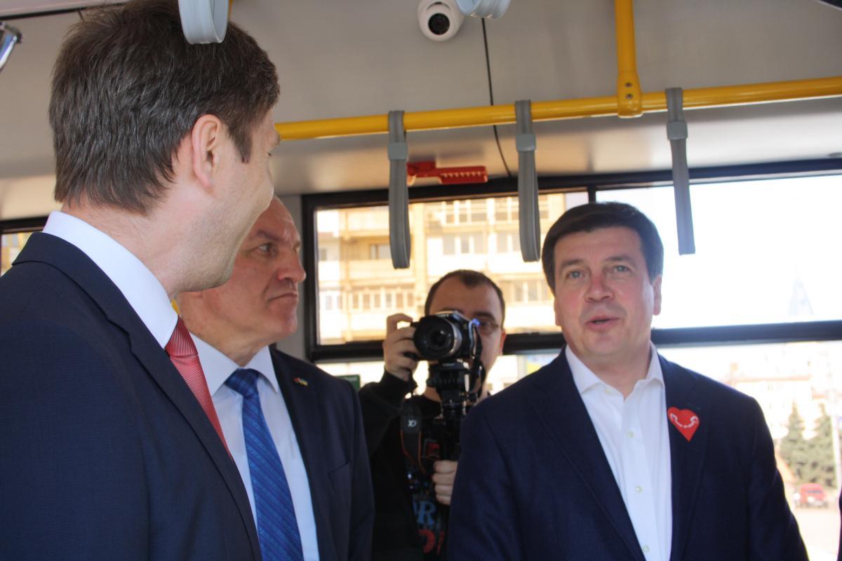 Зубко подчеркнул, что в Украине следует внедрить систему комплексной транспортной модели городов / фото УНИАН