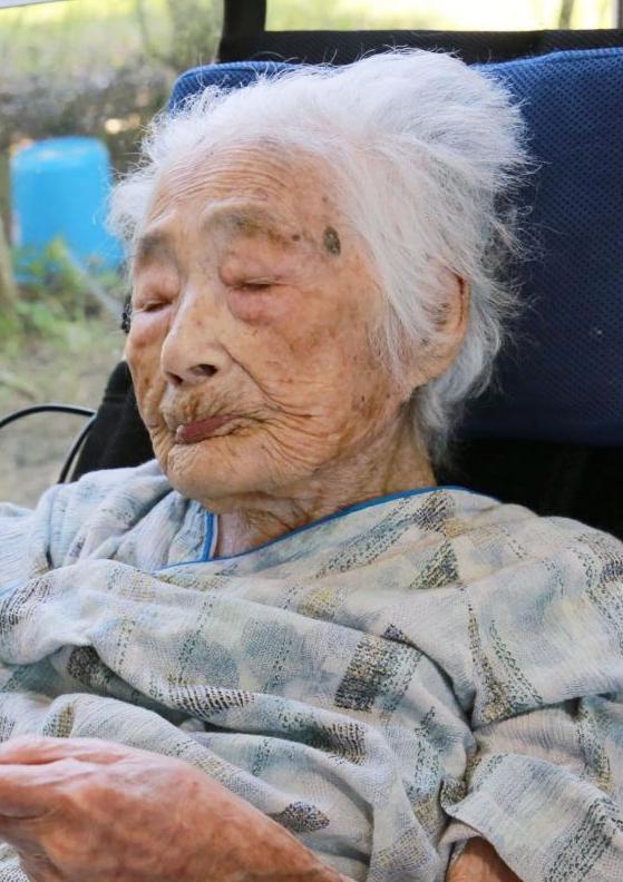 91b7ceacfd28 У жінки було понад 160 нащадків, у тому числі правнуків   KYODO