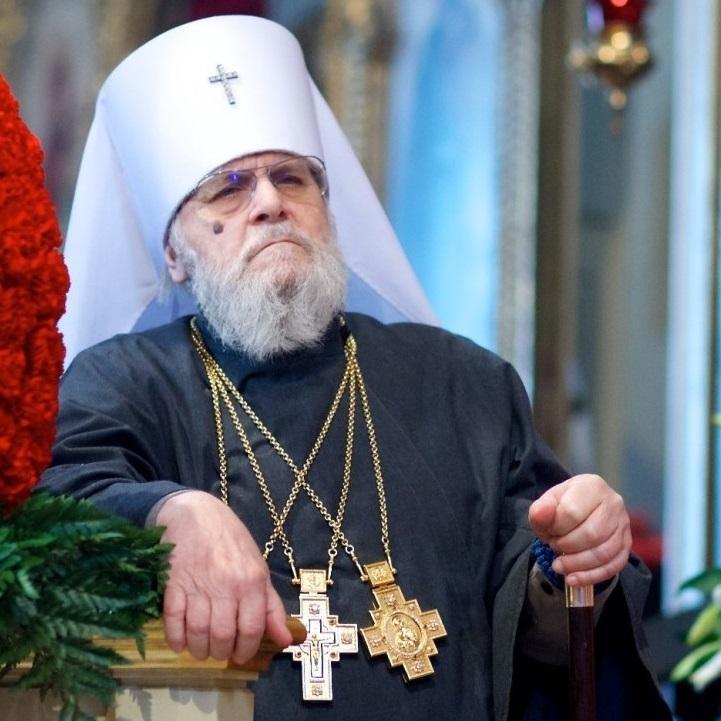 Митрополит Таллінський і всієї Естонії Корнилій / orthodox.ee