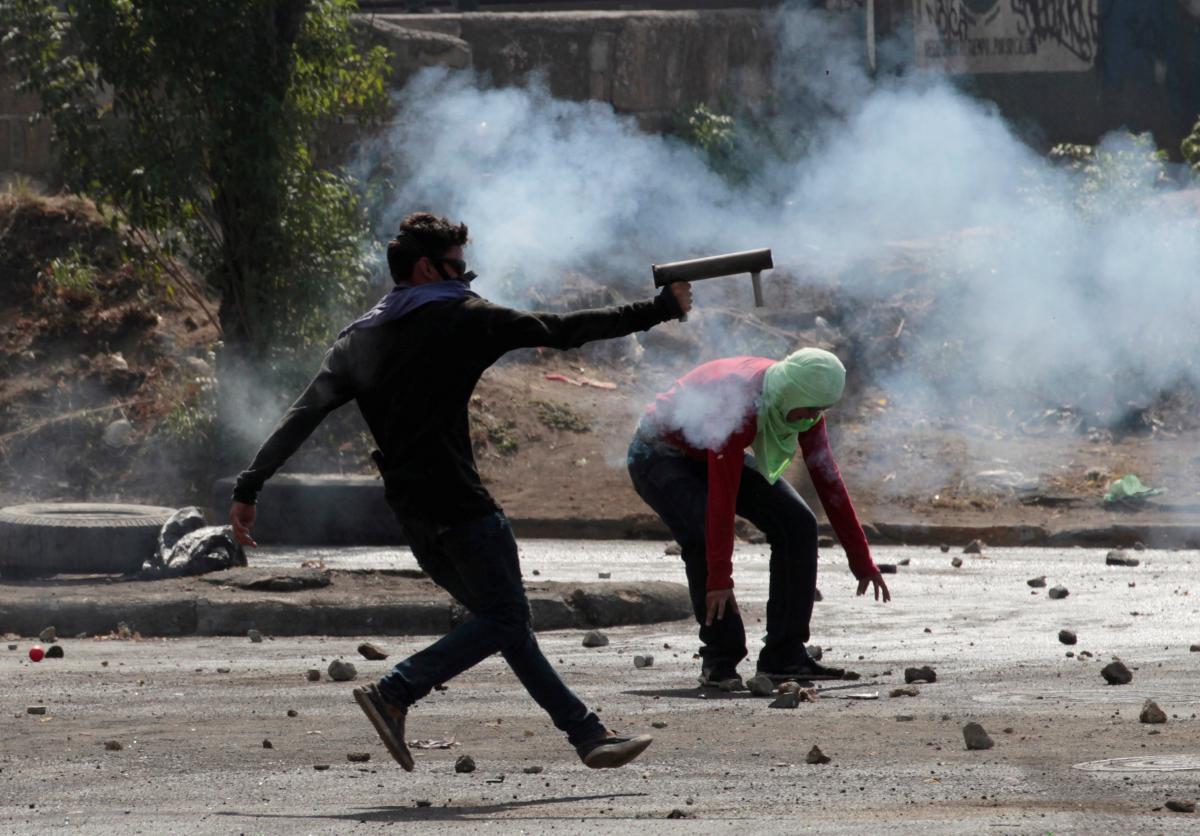 Протестувальники в Нікарагуа / REUTERS