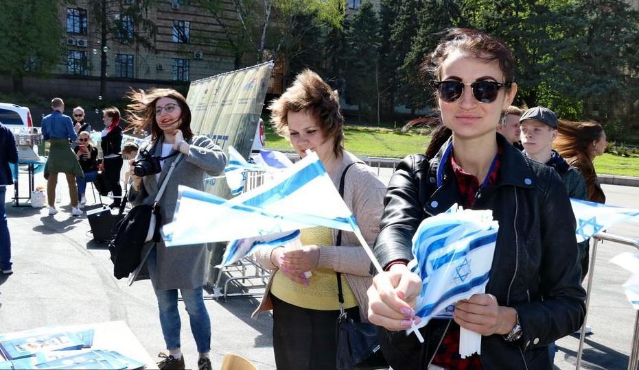 В Днепре открыли Неделю Израиля / djc.com.ua