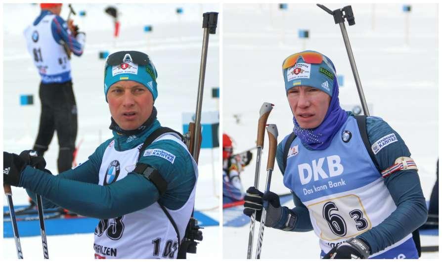 Семаков и Жирный уезжают домой после 4-летней карьеры в сборной Украины / biathlon.com.ua