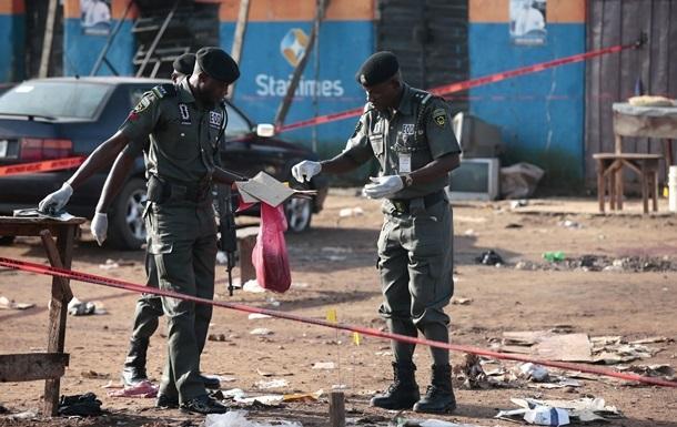 Теракт в нигерийском городе Муби 2017 года