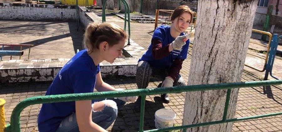 Еврейская молодежь провела волонтерские акции / jewishnews.com.ua