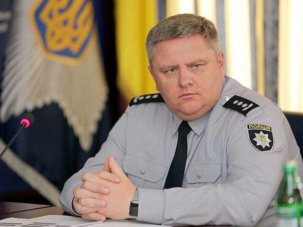 Голова київського управління Національної поліції Андрій Крищенко / ua.112.ua