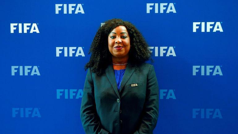 Генеральный секретарь ФИФА Фатма Самура / REUTERS