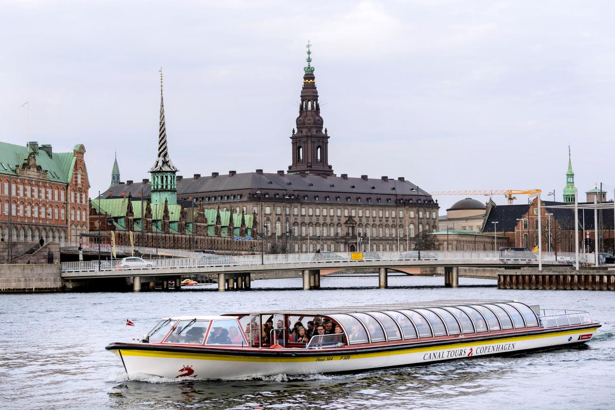Копенгаген - дуже популярний туристичний напрямок / Фото REUTERS