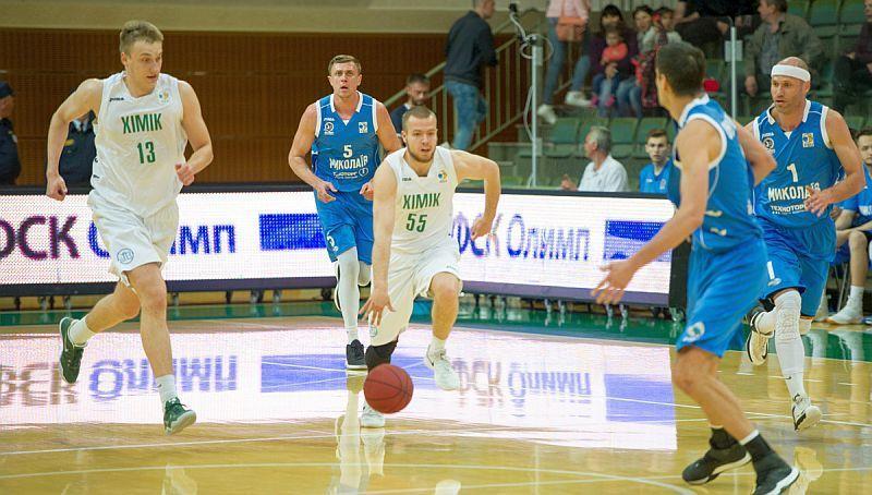 """""""Хімік"""" виграв другоий матч поспіль у """"Миколаєва"""" / fbu.ua"""