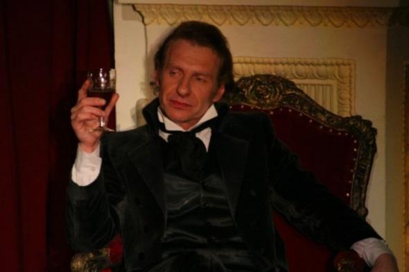 Треповский помер 25 квітня / фото Медіаняня