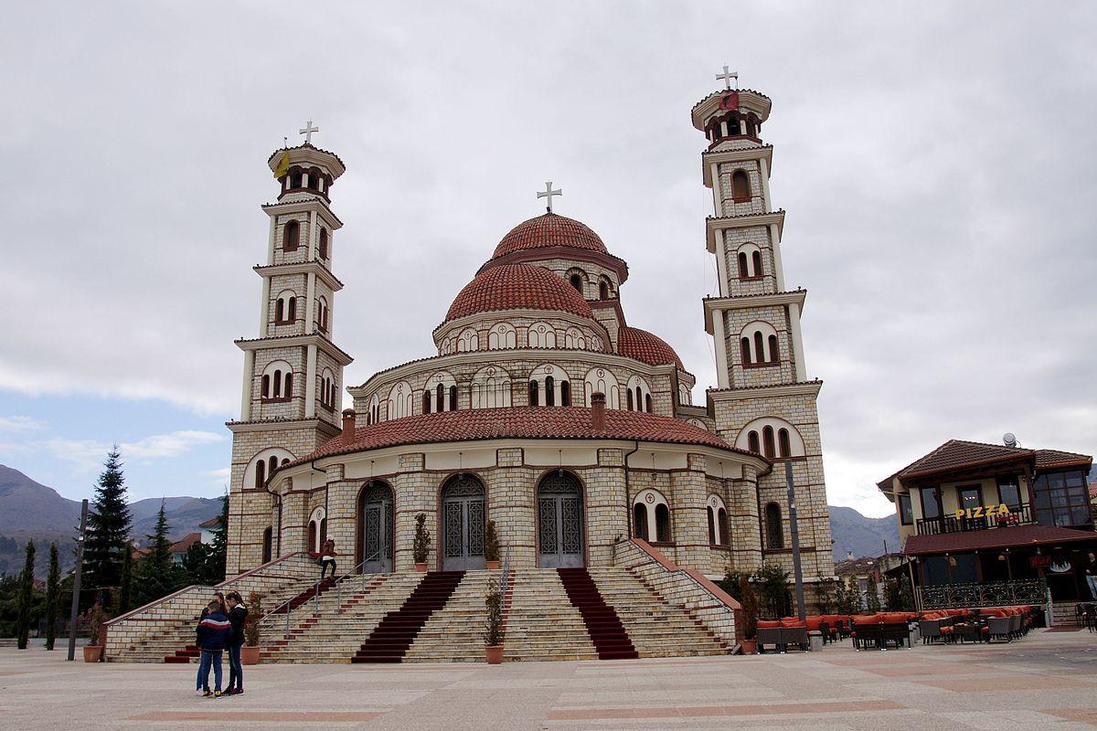 Кафедральний собор Корчинської митрополії Албанської Православної Церкви, ілюстративне фото / ru.wikipedia.org