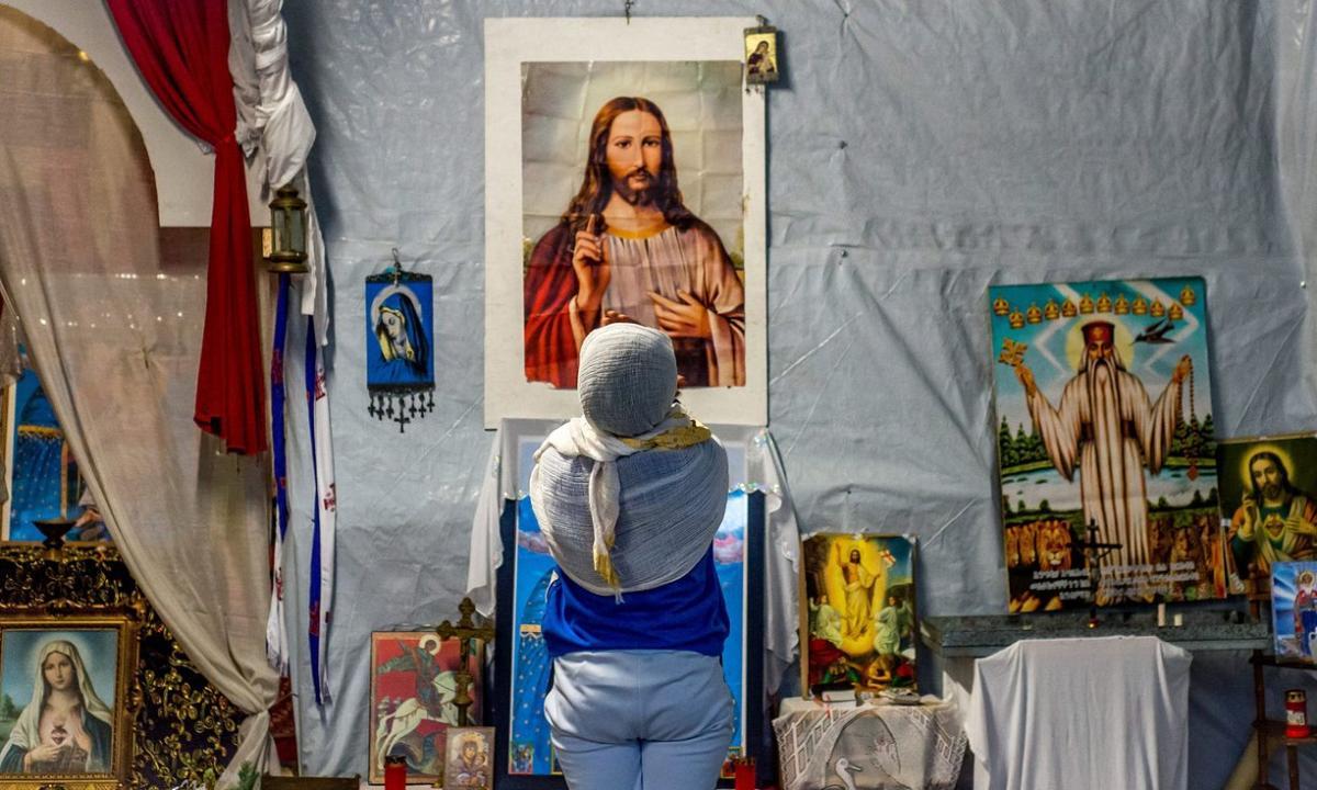 В бедных странах люди более религиозные, иллюстративное фото / Afmedia.ru