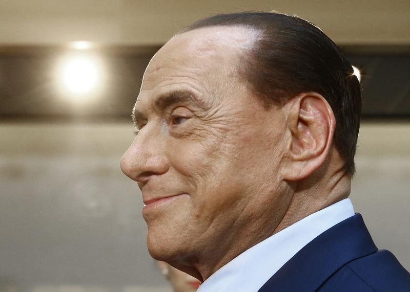 Сильвио Берлускони / фото REUTERS