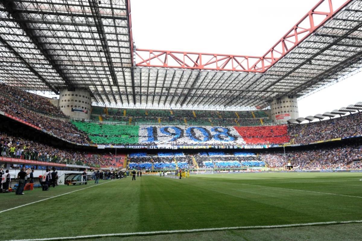 "матч ""Интер"" - ""Ювентус"" собрал 5 миллионов евро от продажи билетов / Viagogo"