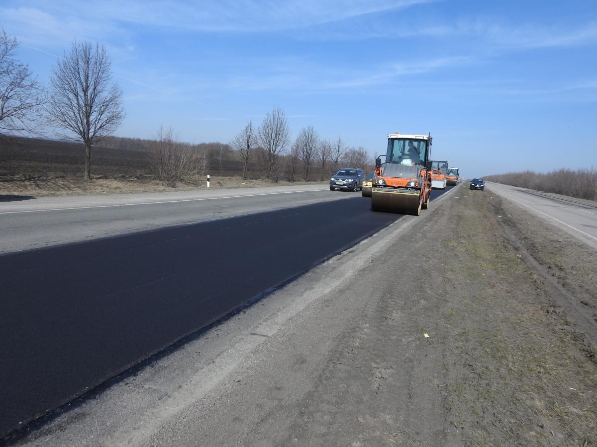 В Кабмине заверили, что план по строительству и ремонту дорог будет выполнен / фото ukravtodor.gov.ua
