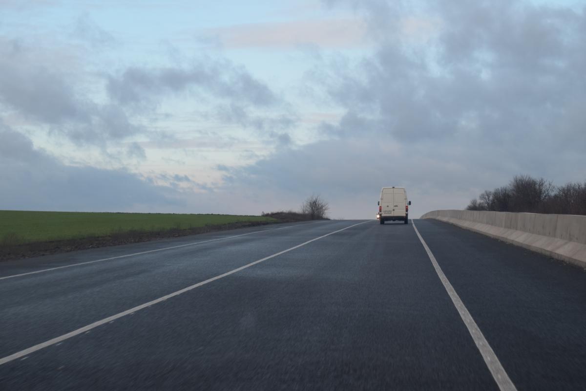 Проезд первой украинской платной дороге будет стоить как в Европе / фото ukravtodor.gov.ua