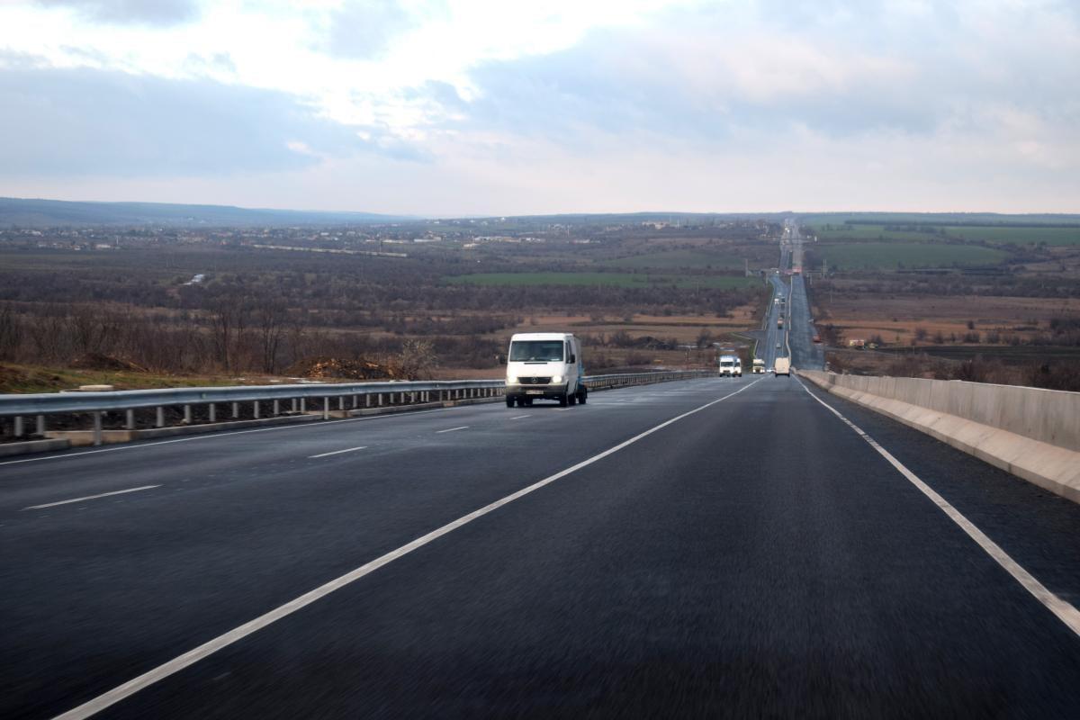 Коридор Київ-Одеса раніше мав репутацію швидкісної, якісної дороги / фото ukravtodor.gov.ua