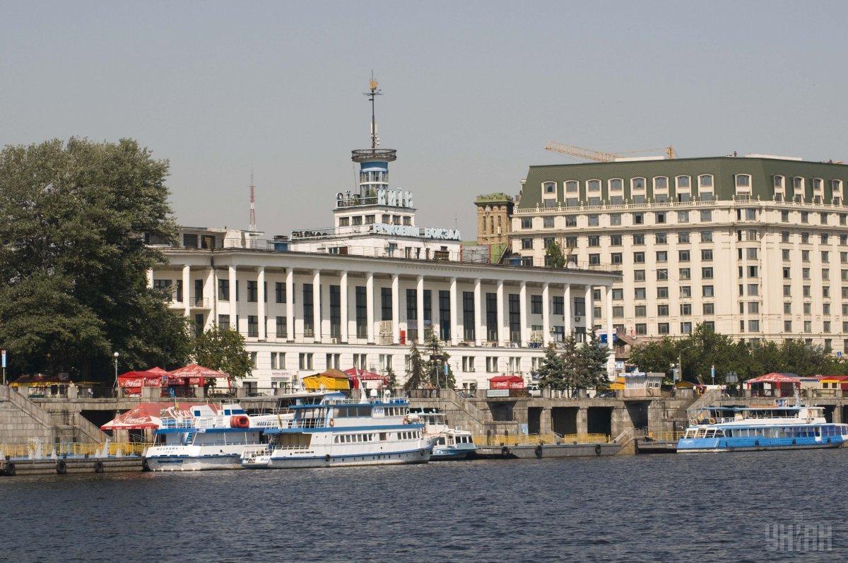 Україна і Білорусь відродять річкове судноплавство / фото УНІАН