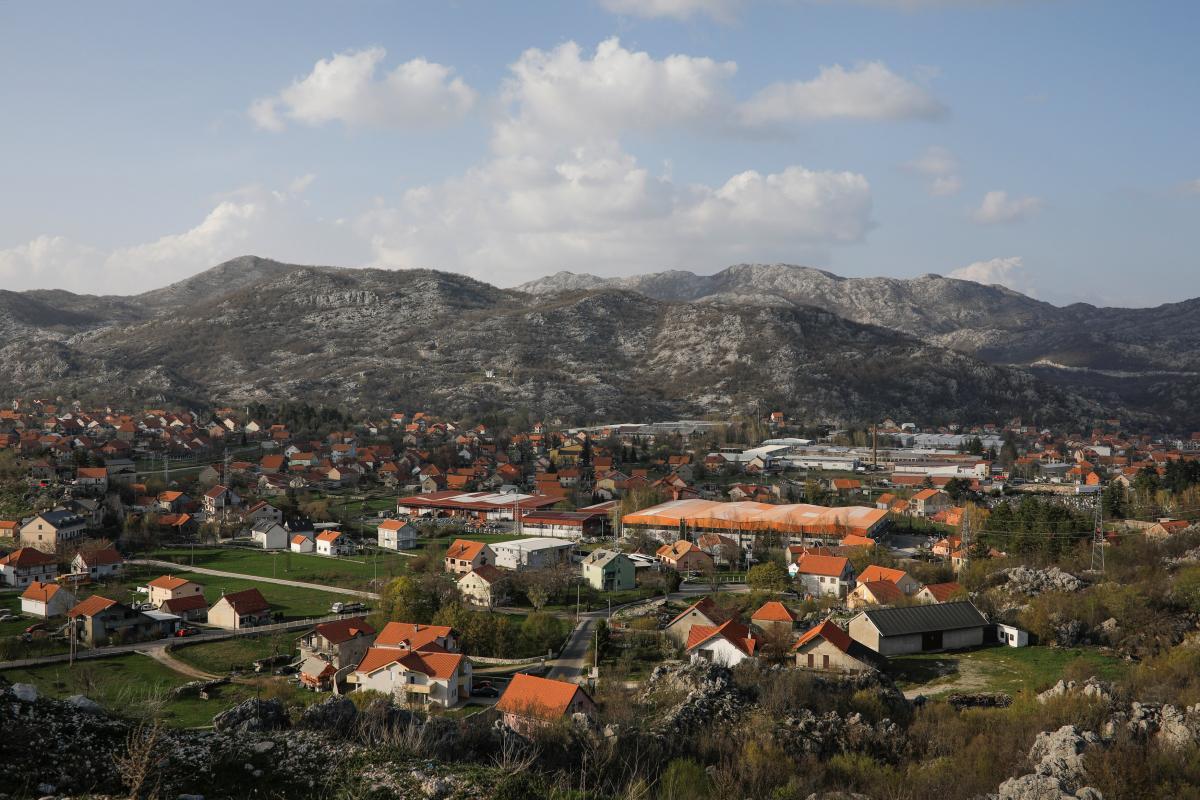 Чорногорія - одна з найбільш популярних серед українців балканських країн / фото REUTERS