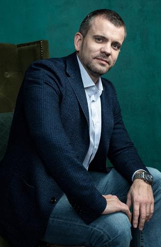 Владимир Тесля - президент WWFC