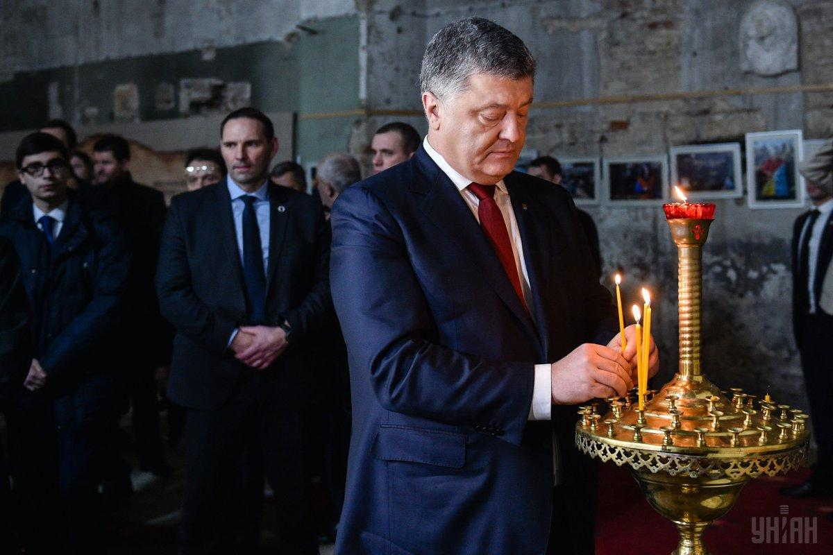В УПЦ МП анонсували зустріч з Порошенком / фото УНІАН