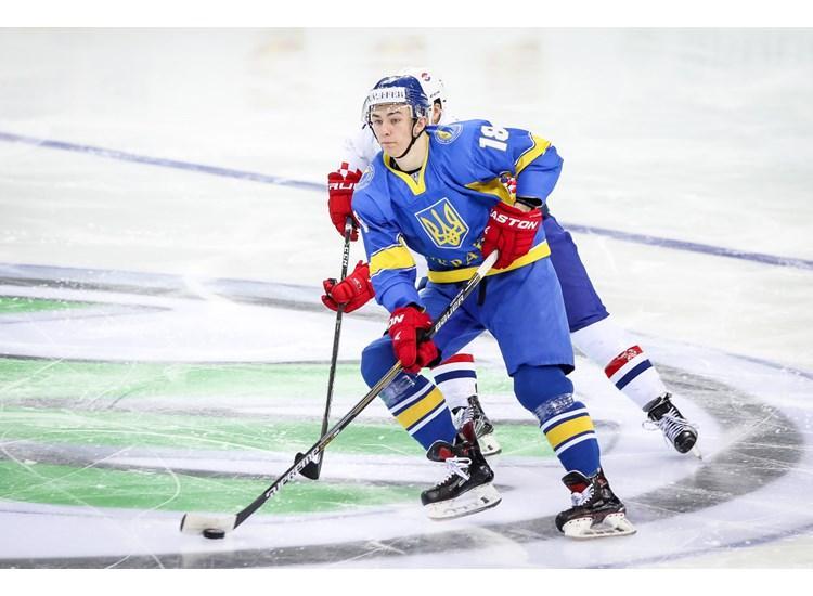 Сборная Украины проявила характер, но уступила Литве / IIHF