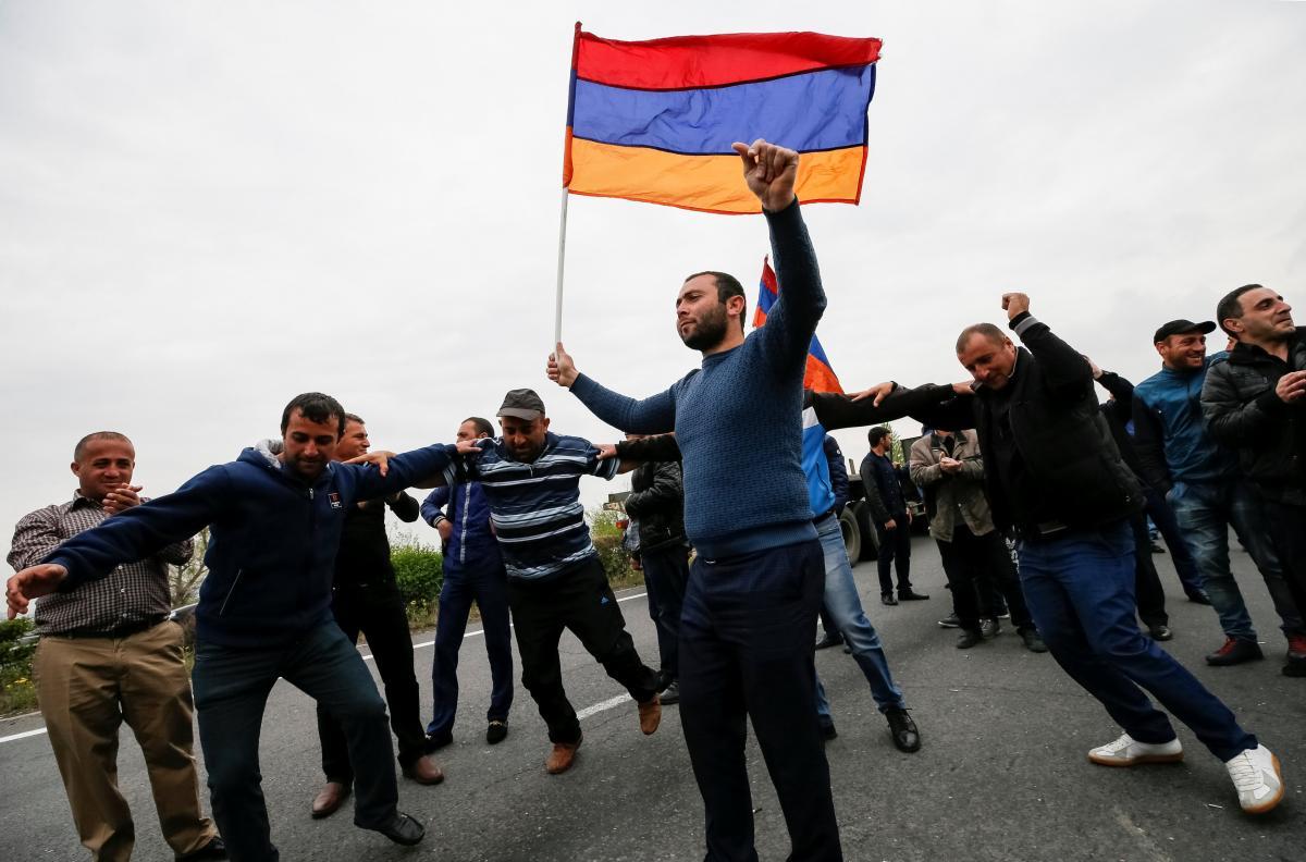 Эльчин Амирбеков заявляет, что все территории Азербайджана под армянской оккупациейдолжны быть освобождены/ фото REUTERS