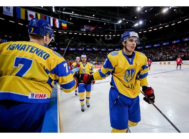 Сборная Украины по хоккею разгромно уступила Японии / IIHF