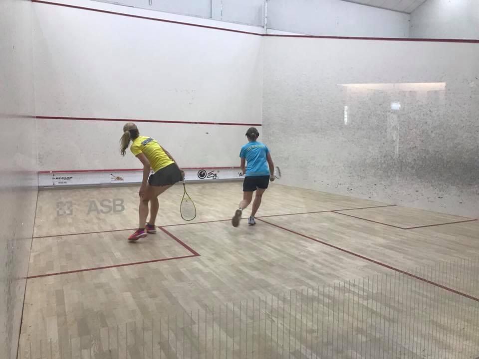 Женская сборная Украины по сквошу выиграла чемпионат Европы / facebook.com/ukrainian.squash.federation