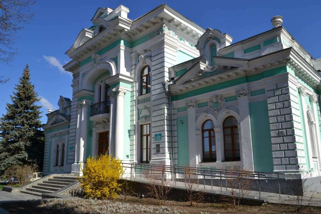 Краеведческий музей в Житомире / Фото zt-rada.gov.ua