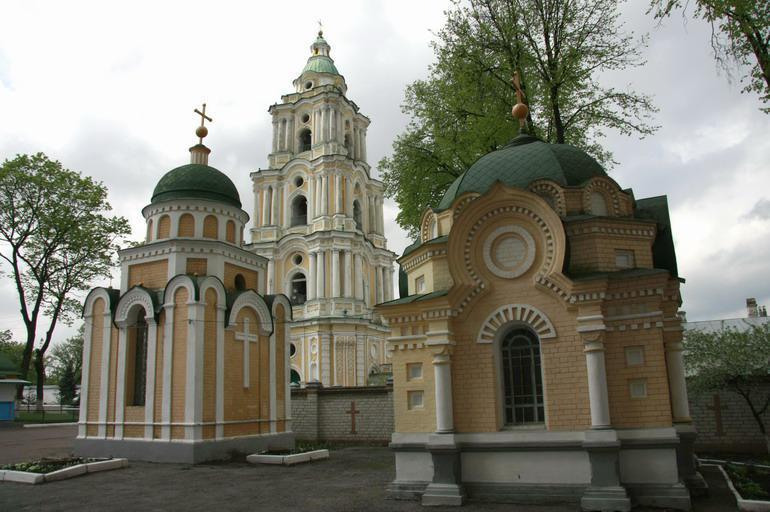 Церкви Чернигова / Фото chernigiv-rada.gov.ua / Николай Турчина