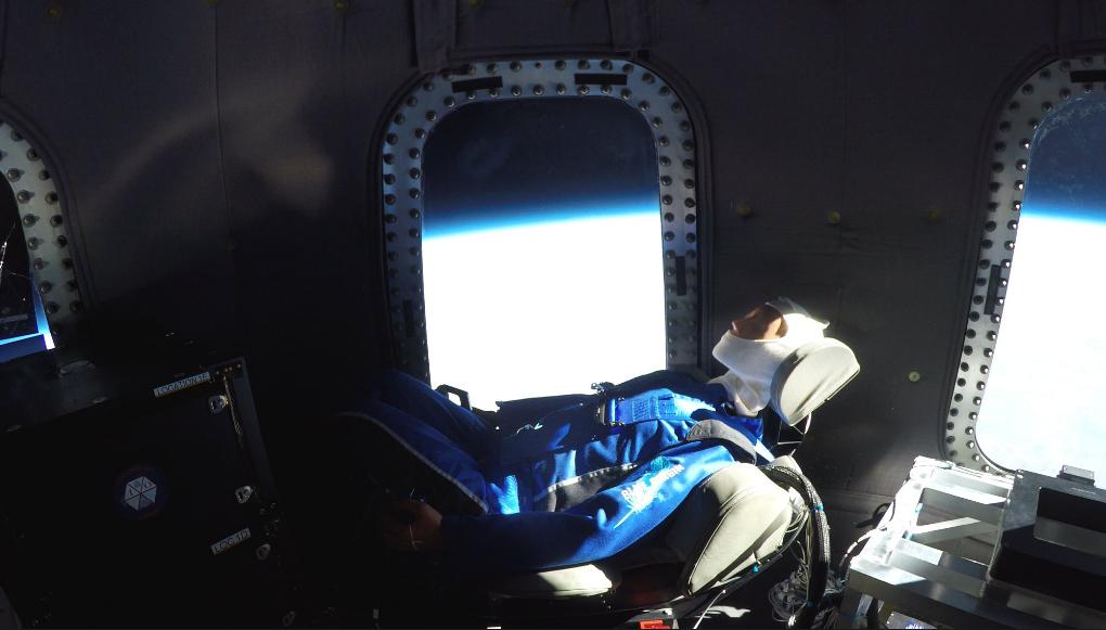 Blue Origin випробувала суборбітальний корабель New Shepard