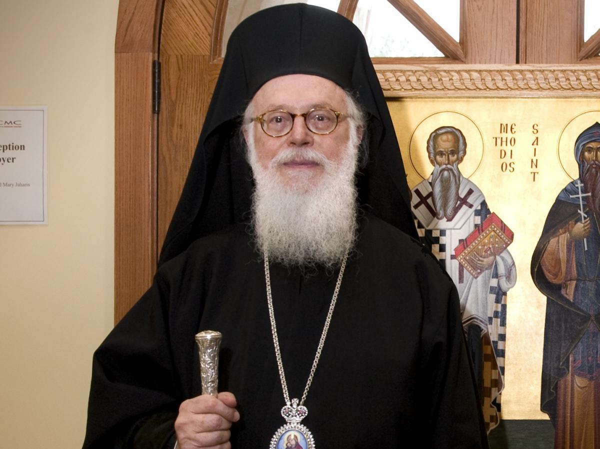 Блаженнейший Архиепископ Анастасий / фото из открытых источников
