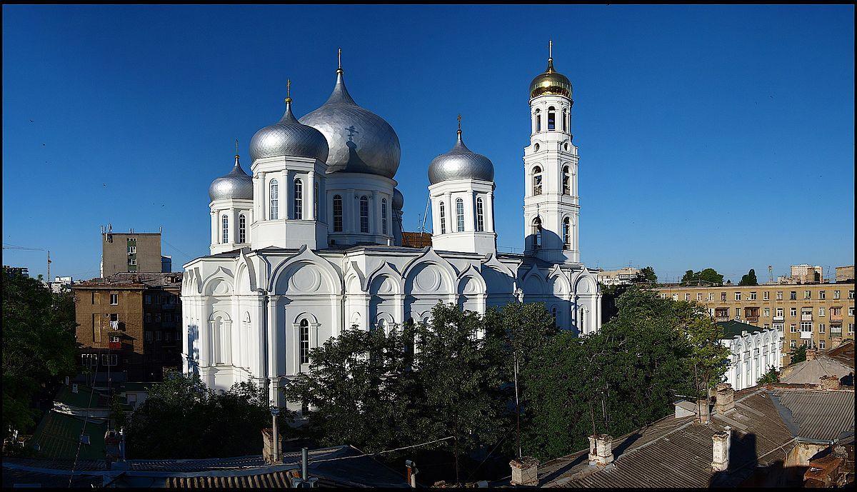 Одесский Свято-Успенский собор / ru.wikipedia.org