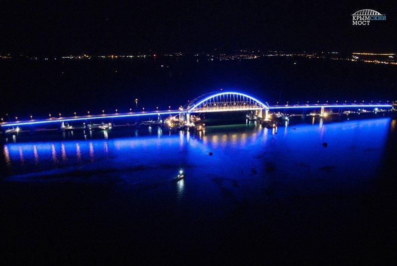Крымский мост будет открыт 15 мая / фото most.life