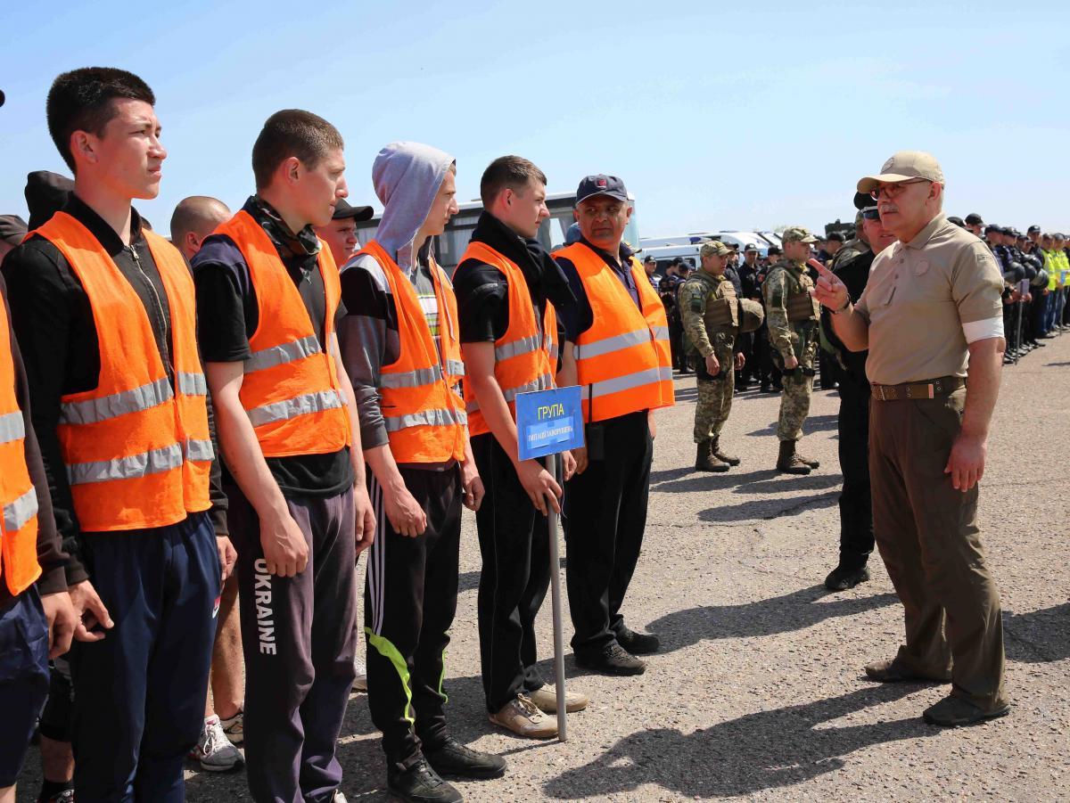 Яровой полагает, что в 2014 году руководство одесской милиции не понимало до конца всей глубины той ситуации / фото УНИАН