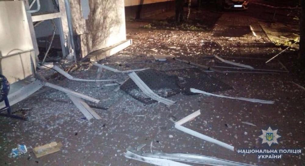 Возле здания «Киевэнерго» в столице ночью прогремел взрыв (фото)
