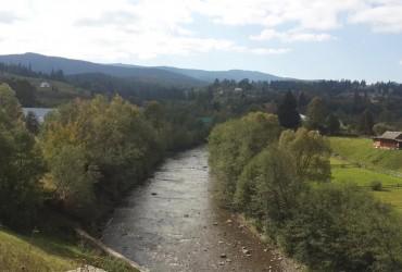 На западе Украины ожидается повышение уровней воды в реках