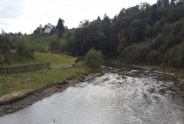 На западе Украины 21-22 июня ожидается повышение уровней воды в реках