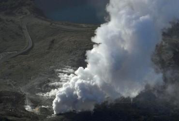 В Японії сталося виверження вулкана Кірісіма