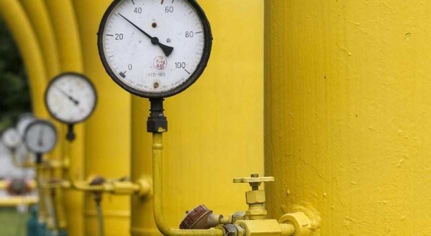 Запасы газа в украинских хранилищах увеличились на 20%