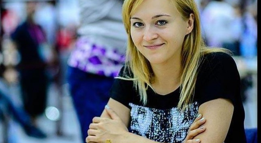Українка Ушеніна стала бронзовим призером чемпіонату Європи з шахів