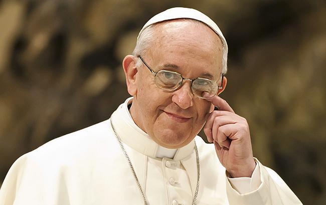 Папа Римський / rbc.ua