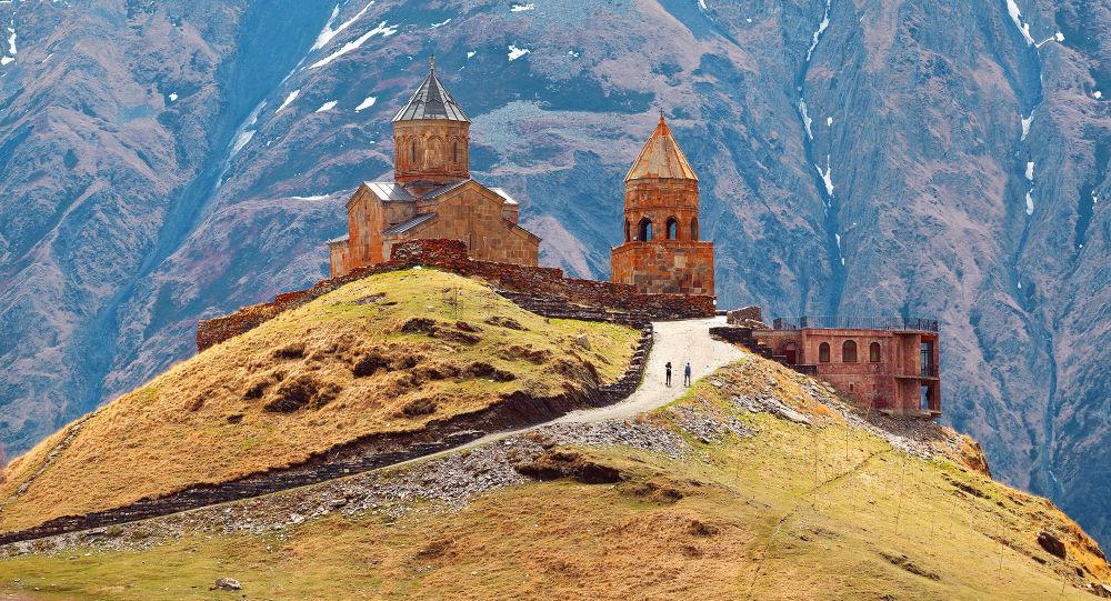 Грузія / ru.sputniknews-uz.com, ілюстративне фото