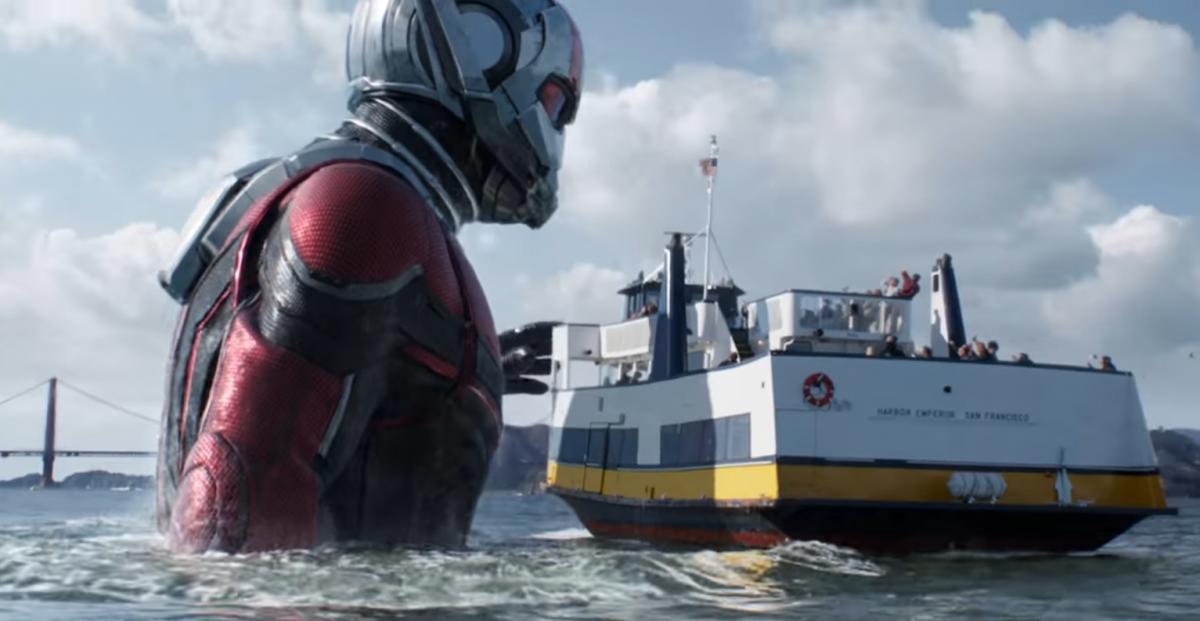 «Человек-муравей иОса» может опередить  «Мстителей 3»: появился впечатляющий трейлер