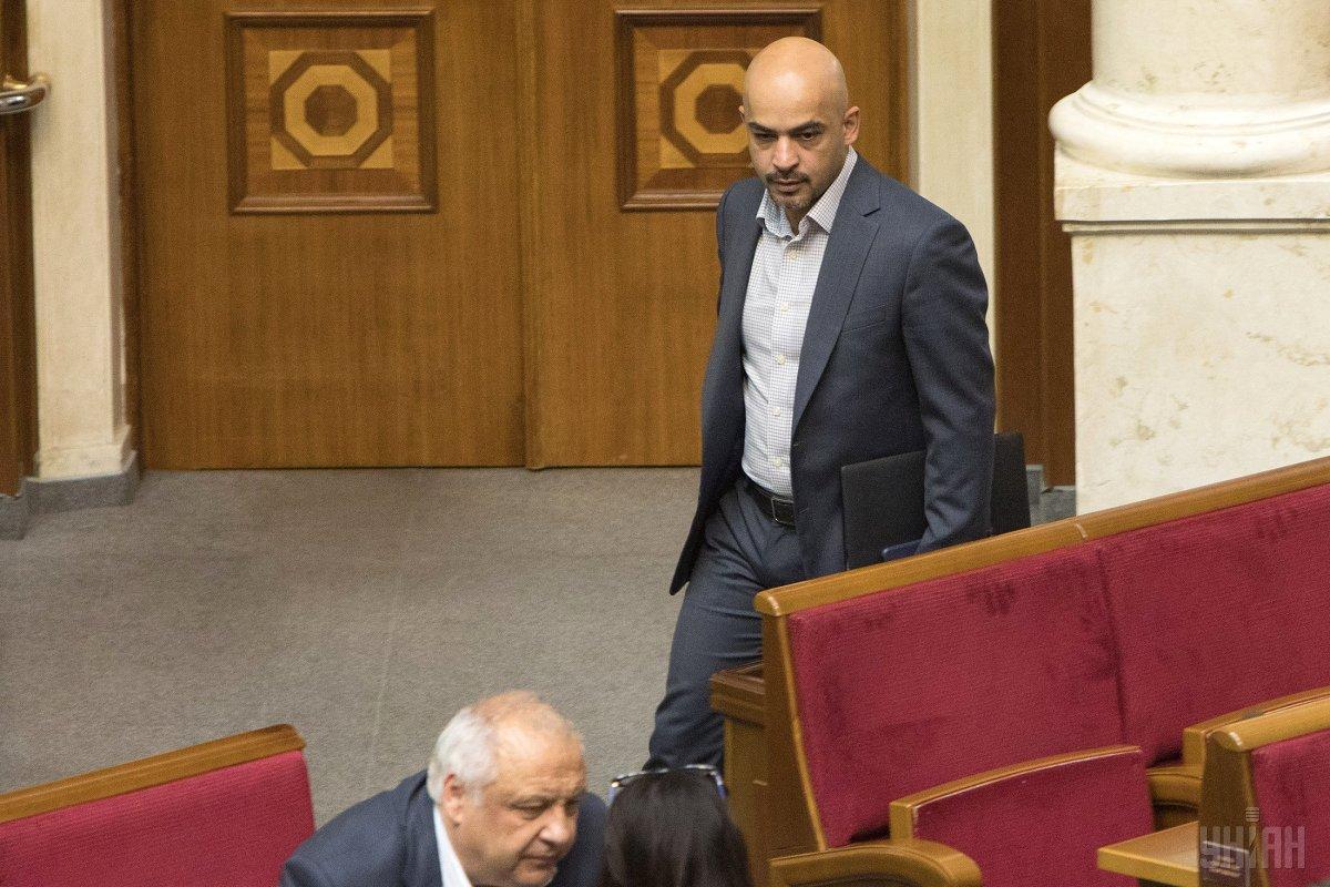 Найем был назначен на соответствующую должность еще 11 ноября / Фото УНИАН