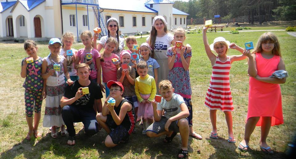 Волынская епархия УПЦ объявляет начало записи детей на летний отдых / volyn.church.ua