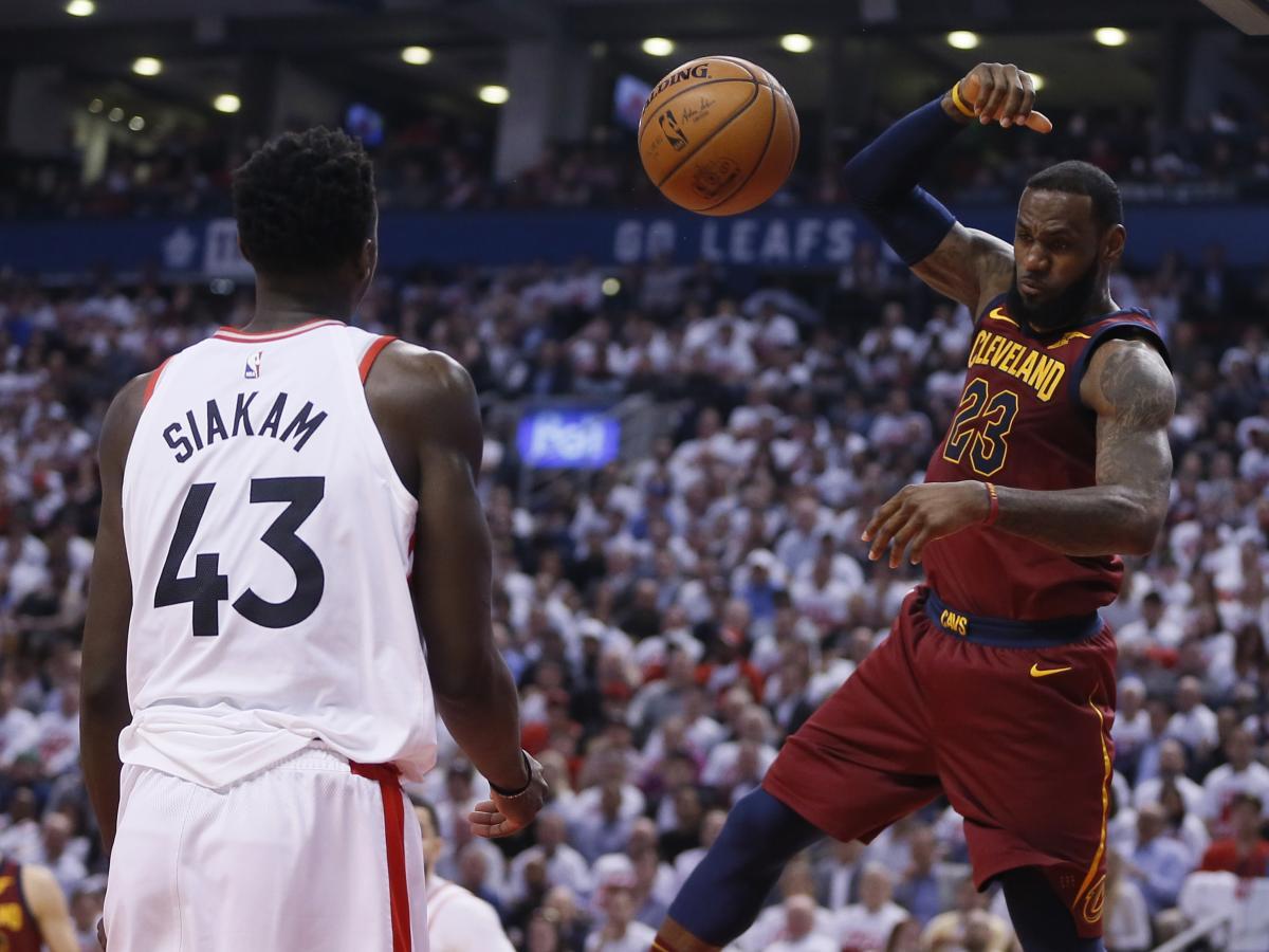 Торонто - Клівленд / REUTERS