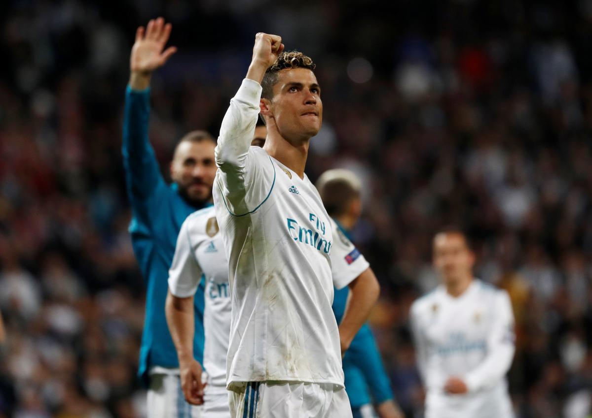 Роналду объявил, что Лигу чемпионов нужно переименовать