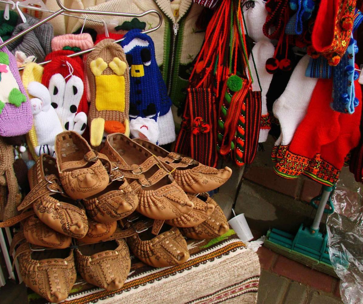 Ринок у Яремче / Фото Юлія Корнійчук